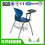 High Quality Plastic Training Chair with Writing Pad (SF-31F)