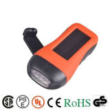Hot Selling High Power Rechargeable Dynamo LED Torch Flashlight