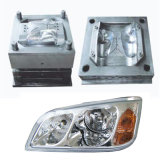 Automotive Head Lamp Guide Plastic Injection Mould