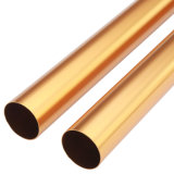 6061 T5 Color Anodized Aluminium Alloy Tubing Pipe