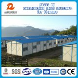 Well-Designed Movable Comfortable Light Steel Prefabricated Office Building