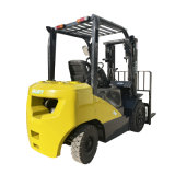 3.5 Ton Diesel Counterbalance Forklift Truck for Transport and Logistics Industries