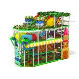 Multi-Storey Design Kids Indoor Playground Equipment