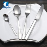 Wholesale Hot Selling Fashion 18/10 Stainless Steel Metal Silver Dinnerware