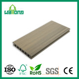 2021 New Garden Wood Plastic WPC Composite Decking /Flooring, Unique Sandblasted Co-Extrusion, Matt Surface, Popular in UK Market, with Test Reports