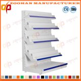 Metal Single Sided Supermarket Store Display Shelving Wall Shelf (Zhs57)