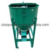 Vertical Poultry Cattle Pig Fish Animal Small Farm Feed Mixer Machine: