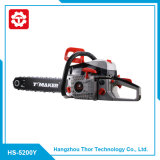 52cc Hot Sale Cheap Competition Chainsaw for Sale 5200y