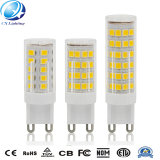 2.2W 3.3W 3.5W G9 Dimmable Indoor PVC LED Corn Light