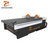 China Best Automatic CNC Cloth Fabric Leather Textile Cutting Machine for Garment Apparel Material Pattern Cutting Plotter Cutter with Ce Factory Price