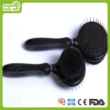 Black Wooden Dog Grooming Brush (HN-PG270)