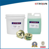 Tj-2221ab Epoxy King Resin, Epoxy King Hardener for Cold Castable Mounting
