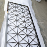 Polish Stainless Steel Room Divider Screen