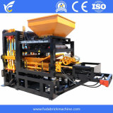 Fully Automatic Hydraulic Concrete Hollow Paving Paver Brick Cheap Hydraulic Building Pressure Cement Block Making Machine