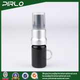 5ml Black Lightproof Glass Spray Bottles with Black Fine Pump Sprayer