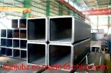 China Supplier Square Carbon Tube Gi Square Pipe Black Annealed Iron Square Rectangular Tube