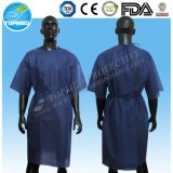 Protective Disposable Non Woven Surgical Hospital Patient Gowns