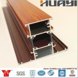 Assembly Single&Double Hung Window System Aluminium Profiles