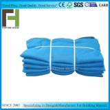 Building Protection Blue Construction Safety Nets Scaffolding Netting