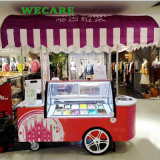 Hot Sale Soft Serve Electric Ice Cream Cart