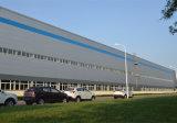 Prefabricated Steel Frame Structure Construction for Workshop
