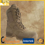 2017 New Fashion Durable Suede Cow Leather Cheap Price Military Tactical Desert Boot