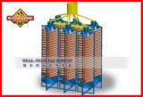 5ll-600 Spiral Chute Concentrator for Washing Sea Beach Sand
