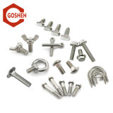 Fastener Hex Bolt/Flange Bolt/Carriage Bolt/U Bolt/Wing Bolt/ Eye Bolt