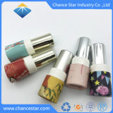 Cheap Makeup Paper Packaging Lipstick Cylinder Tube with Plastic Cup