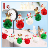 Christmas 3D Decorations Creative Banner