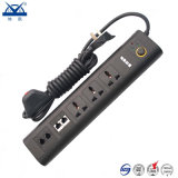 Flame Retardant PC Multipurpose Surge Protector Switch Electric Socket
