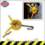 High Quality Safety Car Parking Lock Steel Tyre Clamp Price