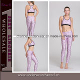 Wholesale Flower Printed Fitness Sports Yoga Wear (TMY8912)