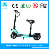 10inch Folding Motorized Scooter with Seat 10.4A