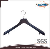 Luxury Women Suit Hanger with Metal Hook for Suit (46cm)