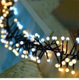400 LED Low Voltage Mini Global Cluster Christmas Decoration Bulb LED Firecracker Lights