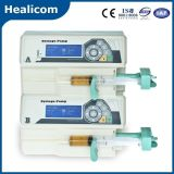 Hsp-8b Double Channels Electric of Syringe Injection Pump with Low Price
