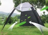 Customized Two-Men Waterproof Anti-UV High Ventilation Light-Weight Outdoor Camping Tent