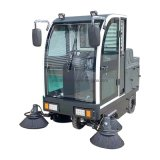 Chinese Suppliers Best Quality Electric Road Cleaning Machine Street vacuum Sweeper