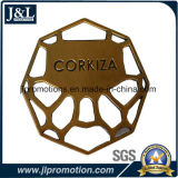 Good Price Customer Metal Badge with Antique Plating