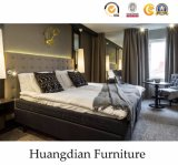 Contemporary Custom Made Hospitality Bedroom Sets Hotel Wooden Furniture (HD406)