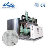 Seawater Flake Ice Machine Equipment for Marine Boat with 5ton Capacity