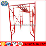 Flexibility Construction Equipment Steel H Frame Scaffold