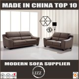 Modern Furniture Top Leather Sectional Sofa Set