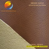 High Quality PU Bag Fabric of Artificial Leather Fpa16g1d
