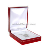 Red Jewelry Gift Box Set of 3 - Ring, Earring and Necklace Box