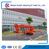 36m Diesel or Electric Crawler Telescopic Boom Lift