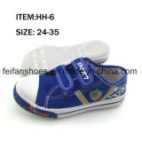 Children Sport Injection Canvas Shoes Casual Footwear Shoes (FFHH-092607)
