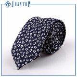 Fashion Popular Polyester Necktie Flora Pattern Men Tie