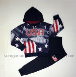 Boy Children′ S Sport Suit for Kids Clothing
